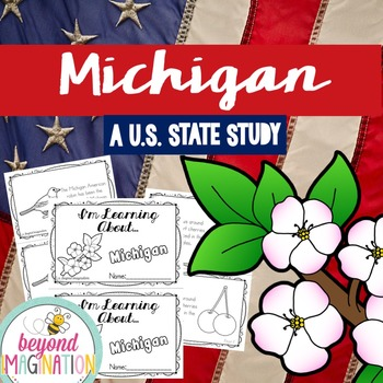 Michigan   State Study   56 Pages for Differentiated Learn