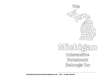 Michigan Interactive Notebook