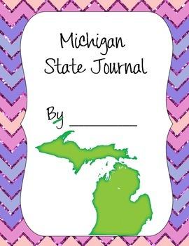 Michigan Journal Set