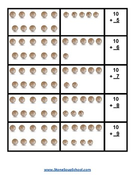 K - Michigan -  Common Core - Numbers and Operations in Base 10
