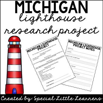 Michigan Lighthouse Project