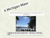 Michigan Mixer: A No-Prep Geography Review