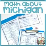 Math about Michigan State Symbols through Multiplication Practice