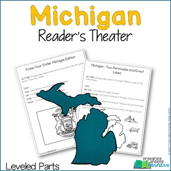 Michigan Readers Theaters {Leveled}