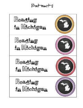 Michigan Reading Packet