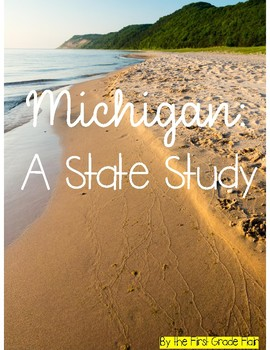 Michigan Social Studies Unit
