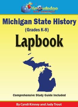 Michigan State History Lapbook