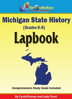 Michigan State History Lapbook