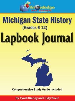 Michigan State History Lapbook Journal