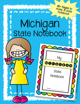 Michigan State Notebook. US History and Geography