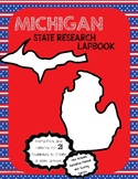 Michigan State Research Lapbook Interactive Project