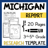 Michigan State Research Report Project Template + bonus ti