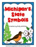 Michigan State Symbol Cards