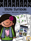 Michigan State Symbols Notebook