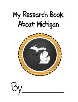 Michigan Student Research Book