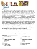 Michigan's Economy Food Product Research Paper