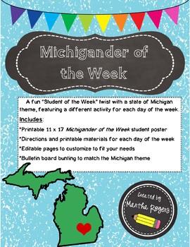 Michigander of the Week