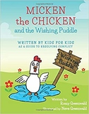 Micken the Chicken printable cover