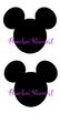 Mickey AR tracker Interstate/highway Road