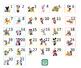 Mickey Calendar & NUmbers 24x20 Bilingual