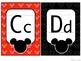 Mickey Inspired Alphabet