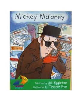 Mickey Maloney, comprehension questions and answers