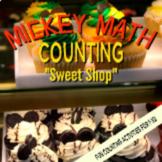 Mickey Math: Counting 1-10