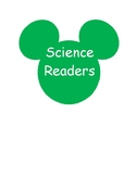 Mickey Mouse Book Bin and Center Bucket Labels Large