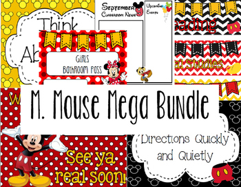 M.Mouse Mega Bundle