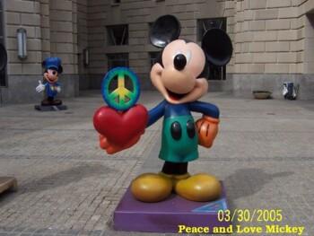 Mickey Mouse Celebration