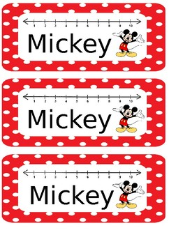 Mickey Mouse Class Theme Pack