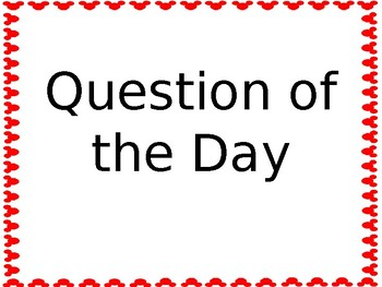 Mickey Mouse Question of the Day