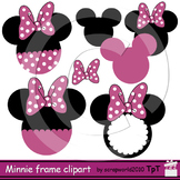 Mouse clipart frame
