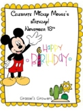 Mickey Mouse's Birthday Pack