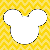 Mickey Mouse tags