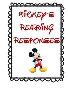 Mickey Reading Responses