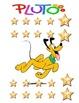 Mickey Sticker Charts