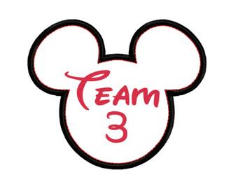 Mickey Teams