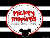 Mickey Theme Job Chart