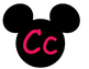 Mickey Word Wall **Pink