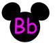 Mickey Word Wall **Purple