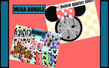 """Mickey & Minnie Mouse"" Mega Bundle"