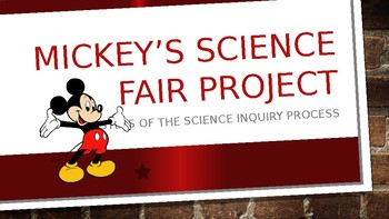 Mickey's Science Project