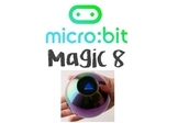 Micro:Bit Microsoft Computer Programming - MAGIC 8 LESSON (Intermediate)