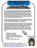 Micro Mole Stoichiometry Rockets - Fun in the Chem Lab