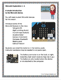 Micro:bit 1-A Introduction to Microbit Device