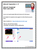 Micro:bit 1-A Introduction to Microbit JavaScript Editor