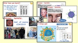 Micro organisms - 4. Viruses (Powerpoint, Worksheets and R