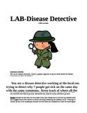 Microbe Disease Detective