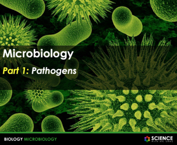 Microbes - Pathogens, Illness and Chain of Infection (ADVANCED)